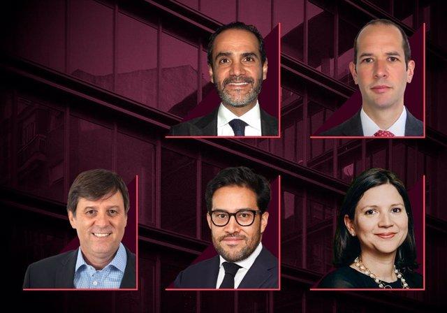 Cuatrecasas incorpora a 9 socios en Chile, Colombia y México