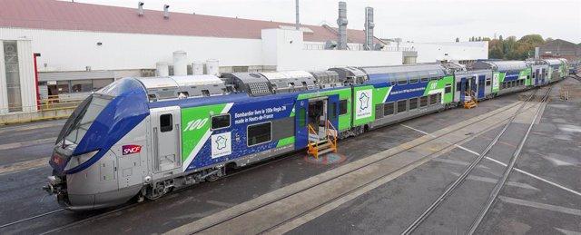 Trenes de Bombardier