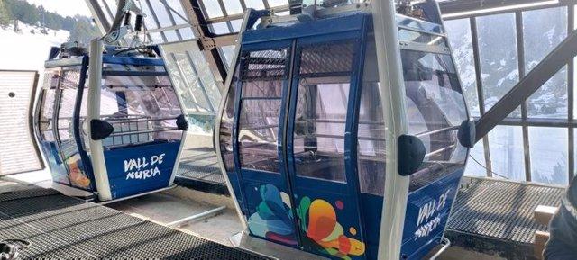 FGC licita les obres per construir un ascensor d'accés al Telefèric Coma del Clot de Vall de Núria.
