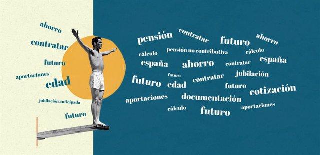 Qué buscamos más los españoles sobre jubilación y ahorro?