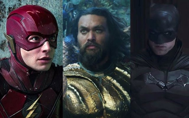Los próximos estrenos del Universo DC