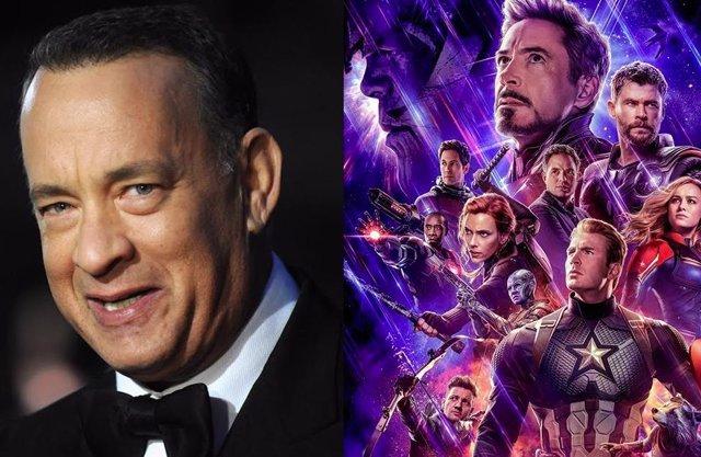 Tom Hanks Cree Que Marvel Y Otras Sagas Salvarán El Cine
