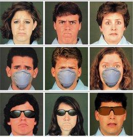 Las mascarillas para controlar el COVID-19 no impiden que los niños comprendan las expresiones faciales.