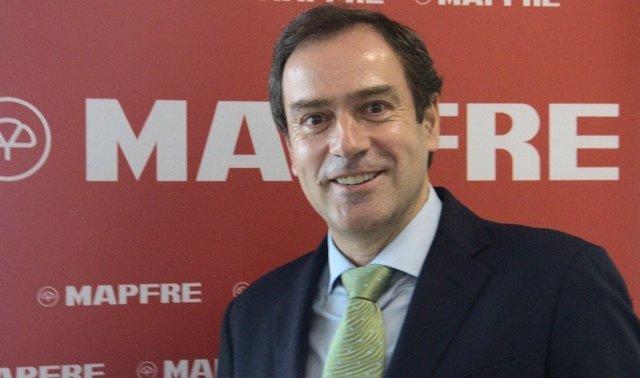 El nuevo director general territorial de Mapfre en Sur, José Carpio Castaño.