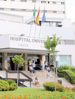 Fachada del Hospital Macarena