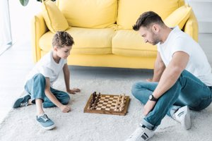 Trucos para enseñar a los niños a jugar al ajedrez