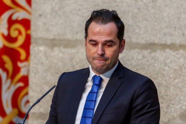Ignacio Aguado emocionado hace balance del año 2020