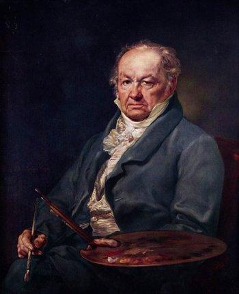 Foto: Goya y cómo la pintura le salvó y le sirvió de terapia frente a la enfermedad