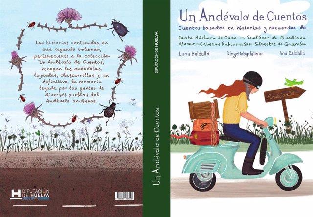 Obra sobre cuentos tradicionales publicado por el Servicio de Publicaciones de la Diputación.
