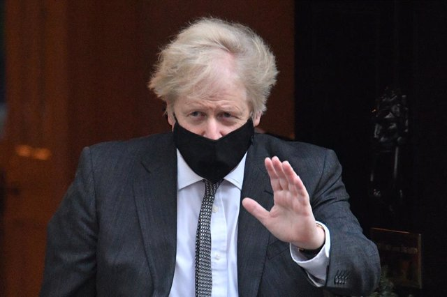 Boris Johnson, primer ministre del Regne Unit
