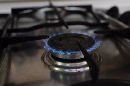 La demanda de gas natural en España cae en 2020 casi un 10%
