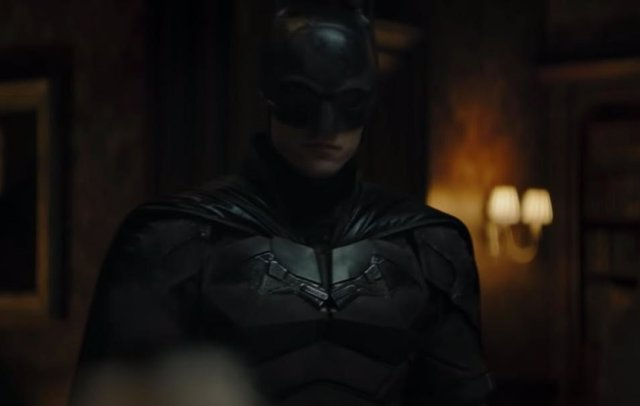 Escena del tráiler de 'The Batman' de Matt Reeves.