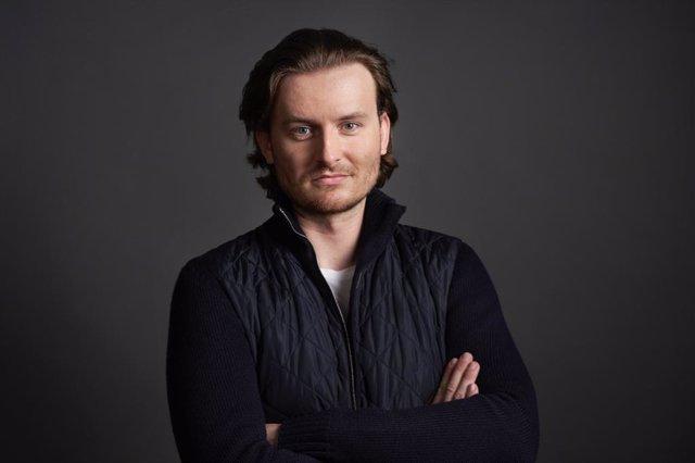 Eric Demuth, cofundador y consejero delegado de Bitpanda