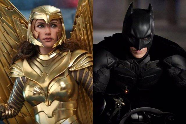 La conexión de Wonder Woman 1984 con el traje de Batman de Nolan