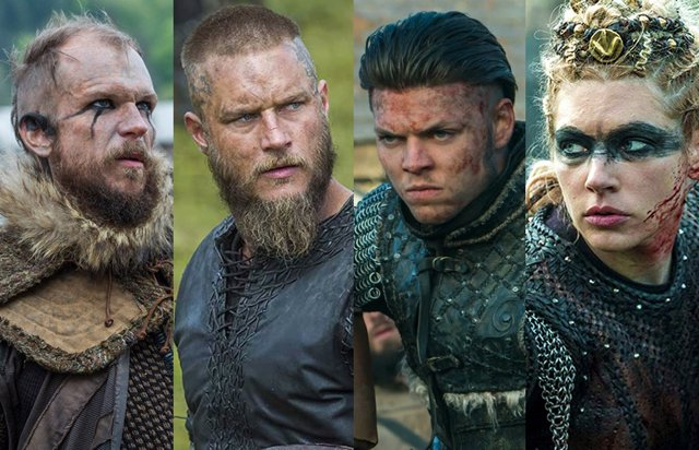 15 Personajes De Vikingos (Vikings) Que Existieron En Realidad