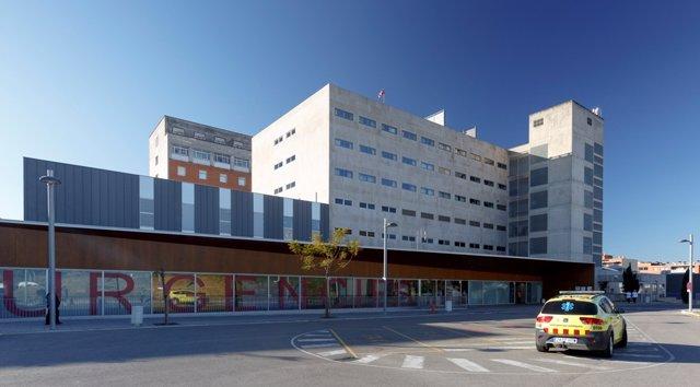 Servei d'Urgències a l'Hospital Joan XXIII de Tarragona