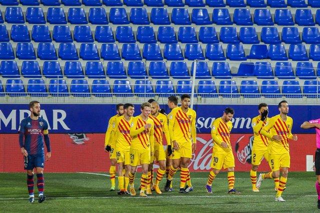 Huesca - Barça