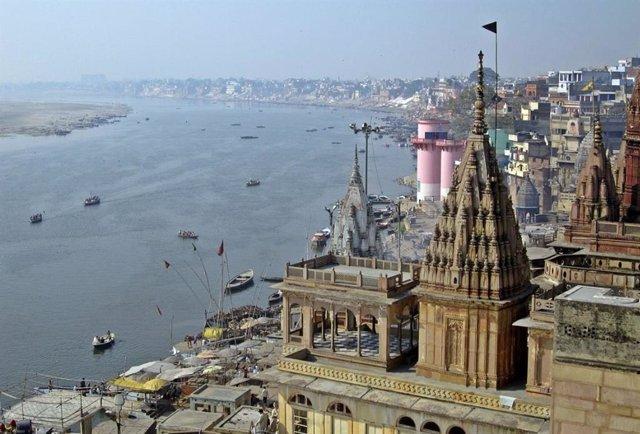 Río Ganges