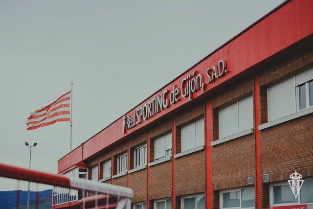 Instalaciones de Mareo del Sporting de Gijón