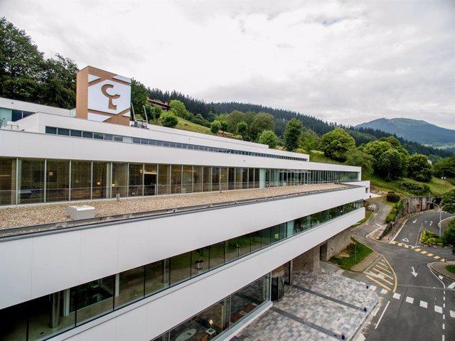 Sede de Laboral Kutxa