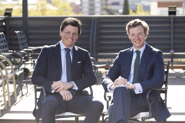Tasio Castaño y Alejandro Sarrate, fundadores de Mch Investment Strategies