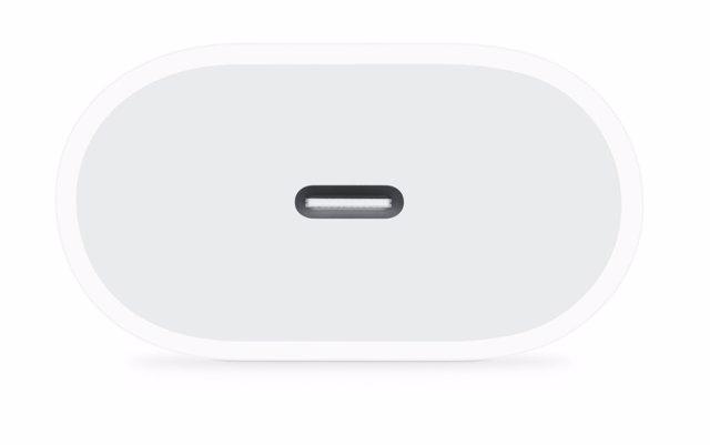 Adaptador de corriente USB-C de Apple