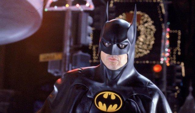 Michael Keaton es Batman en el filme dirigido por Tim Burton