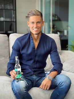 El futbolista Marcos Llorente entra como socio en MIWI Real Drinks
