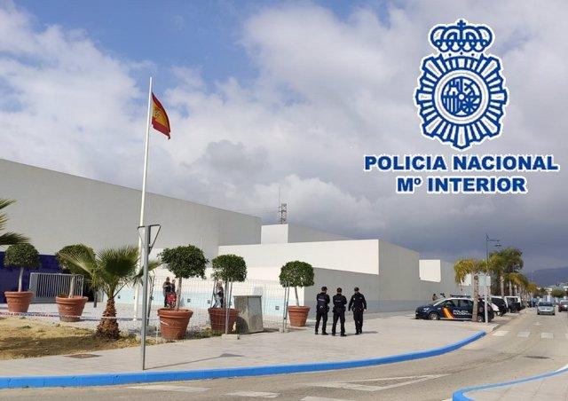 Comisaría de Policía Nacional de Velez-Málaga
