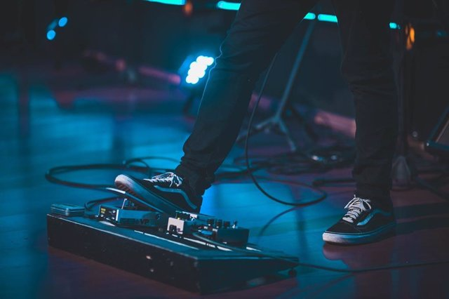 Pedal de guitarra