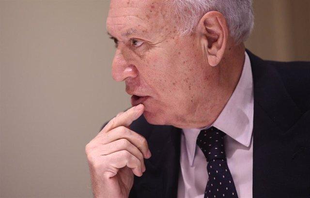 El eurodiputado del Partido Popular y ex ministro de Asuntos Exteriores, José Manuel García-Margallo