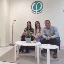 Lorena Ruiz y Antonio Molina de Fromm Adicciones