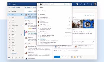 Microsoft trabaja en un cliente único de Outlook para Mac y Windows basado en la web