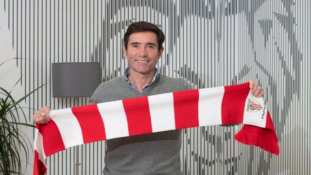 El nuevo entrenador del Athletic Club, Marcelino García Toral