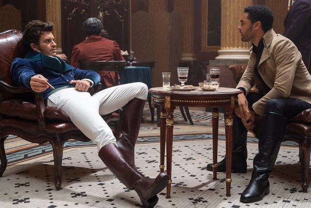 ¿Será Este Actor De Los Bridgerton El Siguiente James Bond?