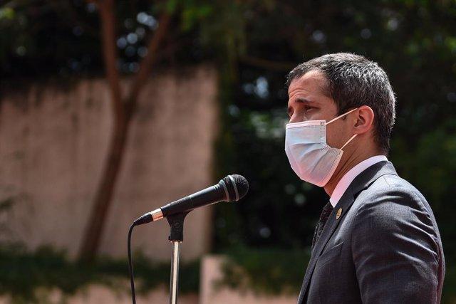 Juan Guaidó, líder opositor veneçolà.