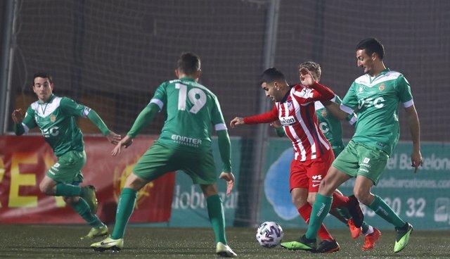 Cornellá - Atlético
