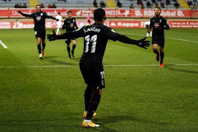 Granada CF, en Copa del Rey