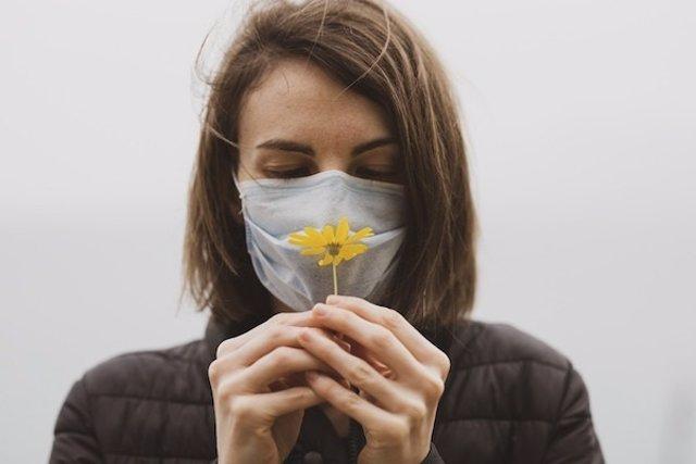 Pérdida de olfato por el Covid-19