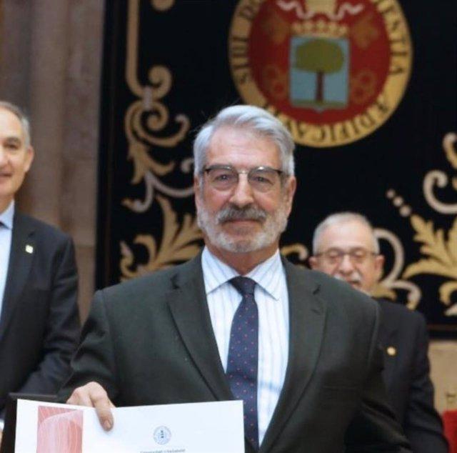 El virólogo vallisoletano Raúl Ortiz de Lejarazu.
