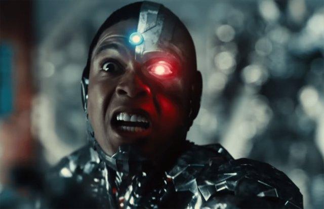 Eliminan a Cyborg de la película de The Flash