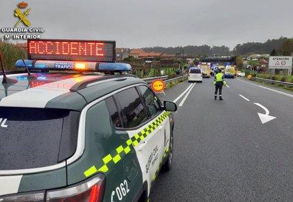 2020 termina con 870 víctimas mortales en carretera, un nuevo mínimo histórico