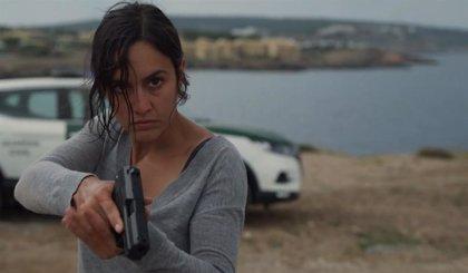 """Megan Montaner protagoniza La Caza. Tramuntana: """"Este rodaje ha sido todo un aprendizaje. Íbamos saltando pantallas"""""""