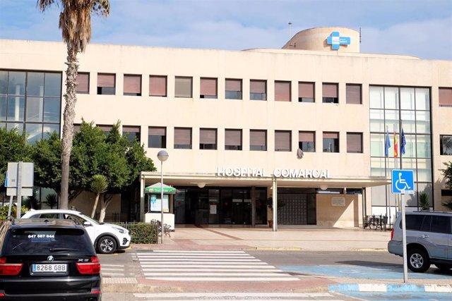 El Hospital Comarcal de Melilla