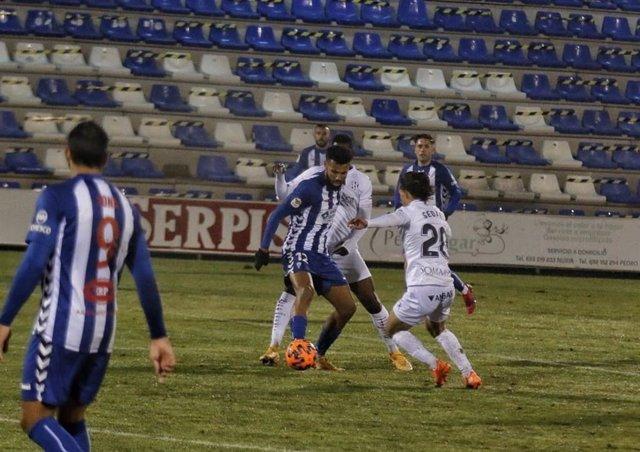 El CD Alcoyano elimina al Huesca en la Copa del Rey