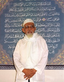 El clérigo fundamentalista indonesio Abu Bakar Bashir