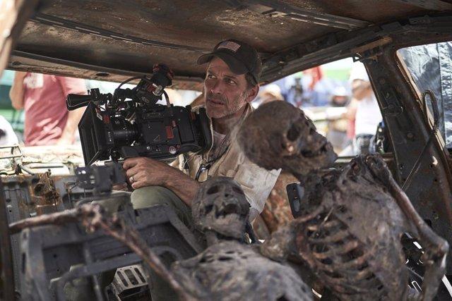 Zack Snyder dirige Army of the Dead, la nueva pelícuila de Netflix