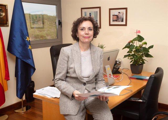 Lourdes Ruiz, directora del Centro de Biología Molecular Severo Ochoa del CSIC