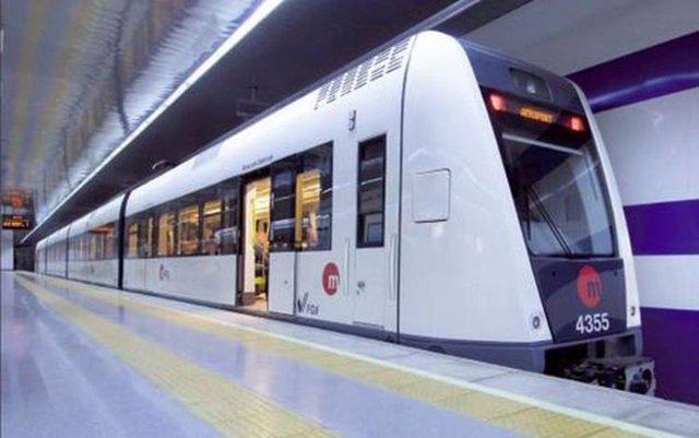 Tecnología para controlar el aforo en los trenes de Metrovalencia