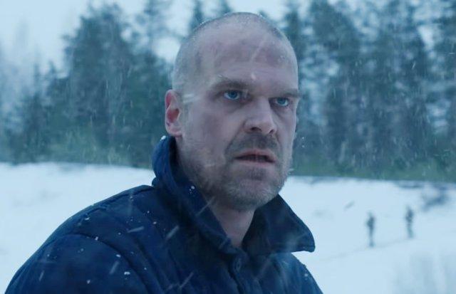 Imagen de la cuarta temporada de Stranger Things
